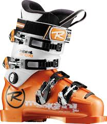 si e v o junior rossignol ski boots shoes pict