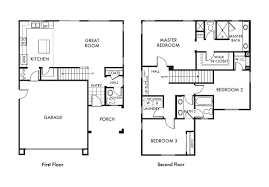 Center Hall Colonial Floor Plans New Single Family Homes For Sale In Roseville Ca At Oakbriar