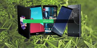 best for android smartphone manufacturers are best for android updates