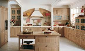 simple country kitchen designs white red gloss colors cabinets
