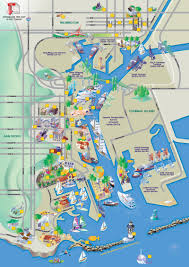los angeles map pdf la waterfront at the port of los angeles