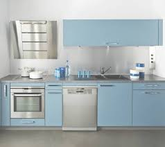 meuble cuisine bleu meuble cuisine bleu coin de la maison
