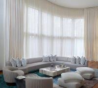Family Room Drapery Ideas Family Room Curtains Ideas Living Room Traditional With Large