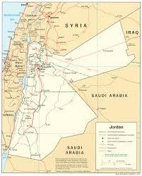 Jordan River Map Download Free Jordan Maps