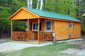 Cabins For Rent Cabin Rentals At River View Campground U0026 Canoe Livery Rifle