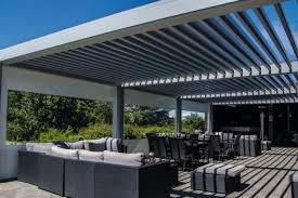 Louvered Patio Roof Louvered Roofs Another Use For Your Arcadia Louvered Roof Simon