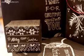 chalkboard wrapping paper diy chalkboard gift wrap paper and cake paper and cake