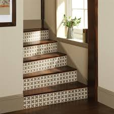 image detail for tiled stairs original style tile pinterest