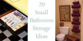 creative storage ideas for small bathrooms creative storage ideas for a small bathroom organization