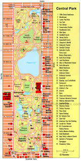 New York Tourist Attractions Map by 28 Best Images About New York On Pinterest John Lennon Memorial