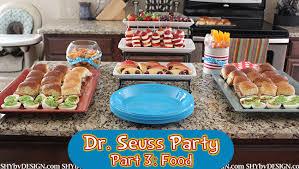 dr seuss party food dr seuss party part 3 food shybydesign