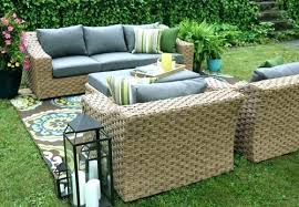 Patio Furniture With Sunbrella Cushions Furniture With Sunbrella Fabric Programare Club