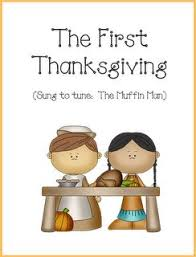 song story for the thanksgiving fall
