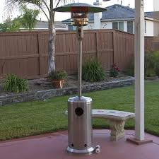 az patio heater reviews reviews natural gas outdoor heater u2014 home and space decor