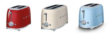 Toaster Retro Meet The New Smeg 50 U0027s Retro Style Small Home Appliances