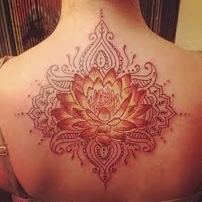 Buddhist Flower Tattoo - 46 best tibetan hindu buddhist tattoos images on pinterest