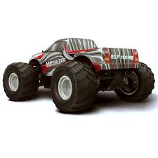 rc monster truck racing hsp 94111 88022 1 10 red rc monster truck at hobby warehouse