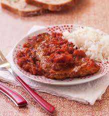cuisiner escalope de veau escalopes de veau aux tomates les meilleures recettes de cuisine d