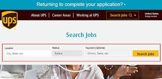ups job application adobe pdf apply online