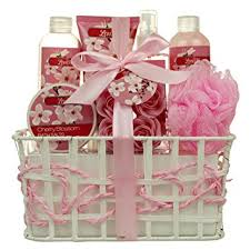spa gift baskets spa gift basket and bath set bath and gift set