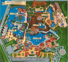 Map Of Disney World Parks Thrilla In Parkzilla Round Two Parkeology