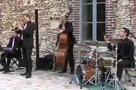 orchestre jazz mariage corcovado animation be swing pour cocktail de mariage