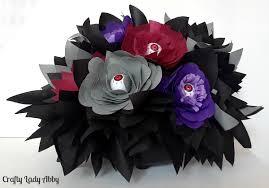 halloween diy creepy eyeball roses halloween floral arrangement