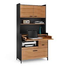 Compact Computer Desk With Hutch Compact Computer Desk With Storage Homedecorshop Info