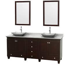 Fairmont Rustic Chic 30 Vanity Wyndham Collection Vanities With Tops Bathroom Vanities The