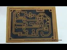 how to make a pcb in our home youtube