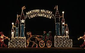 Best Halloween Light Show The Best Christmas Light Displays In Every State Travel Leisure