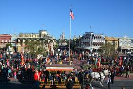 happy thanksgiving from the magic kingdom dis