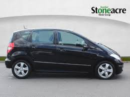 used mercedes benz a class bootle rac cars