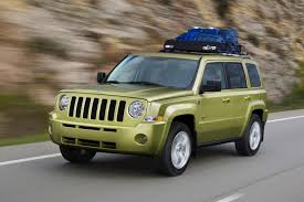dark green jeep patriot 2009 jeep patriot back country concept pictures news research