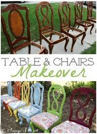 diy kitchen table and chairs fun kitchen table and chairs makeover great inspiration kinda