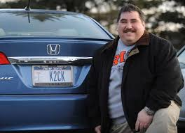 Popular Vanity Plates In New York Vanity Is Taking A Back Seat Times Union