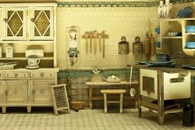 kitchen collection history gallery miniature museum