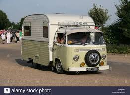 Vintage Camper Van Stock Photos U0026 Vintage Camper Van Stock Images