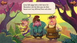 pigs big bad wolf story android apps
