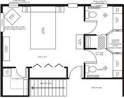 master bedroom floor plan designs master bedroom addition floor plans his ensuite layout