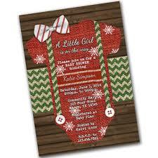 Christmas Baby Shower Invitations - mermaid baby shower invitation mermaid from partyprintexpress