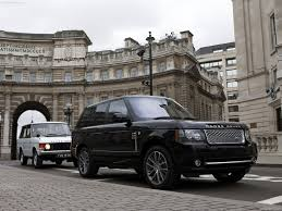 land rover convertible black land rover range rover autobiography black 2011 pictures