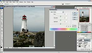 tutorial photoshop cs3 videos color correcting a photo and removing red eye in photoshop cs3
