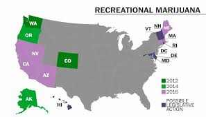 Weed Map Colorado by Us Marijuana Legalization Map Canna Law Blog Map Medical