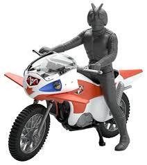 motocross action figures bandai kamen rider new cyclone non scale plazajapan