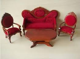 old fashioned sofas old fashioned sofa set 1 12 scale luling cai flickr
