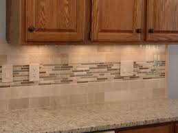 glass tile backsplash in kitchen design ideas surripui net