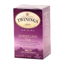 twinings darjeeling tea 20 tea bags