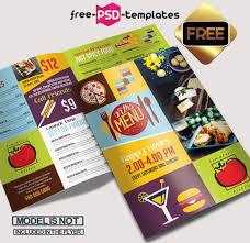 brochure templates psd free inspirational 45 free psd tri fold bi