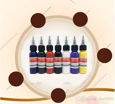 tattoo machine questions 7 bottles tattoo ink 30ml bottle high quality tattoo pigment for